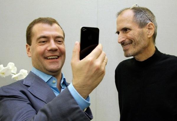 обои со знаком айфона