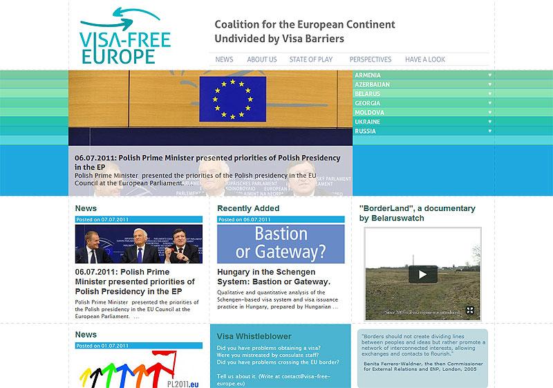 Visa Free Europe