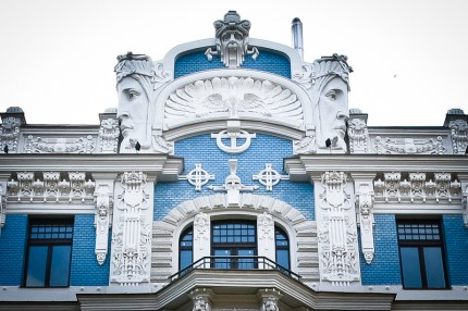 Рижский Арт-Нуво