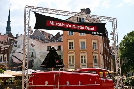 Mitrokhin Master Band