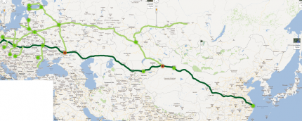 Евразийское шоссе. Проект